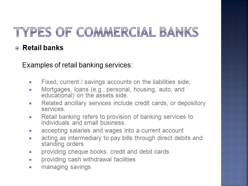 Difference Between Personal Banking And Corporate Banking
