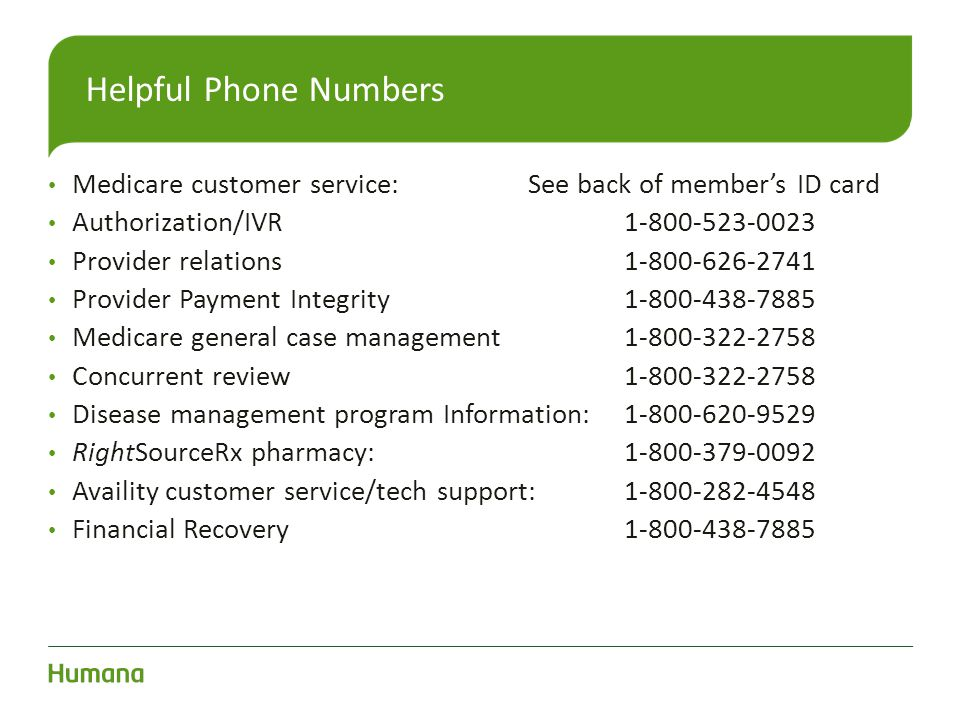 Medicare Ivr Phone Number
