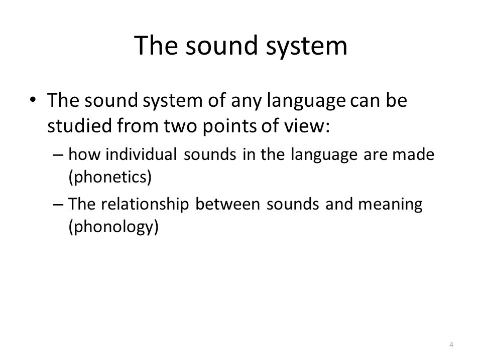relationship between phonetics and phonology