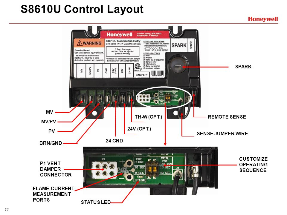 5 wire thermostat wiring diagram how to prune a fig tree s8610u3009 universal electronic ignition modules training module (plus retrofit kits ...