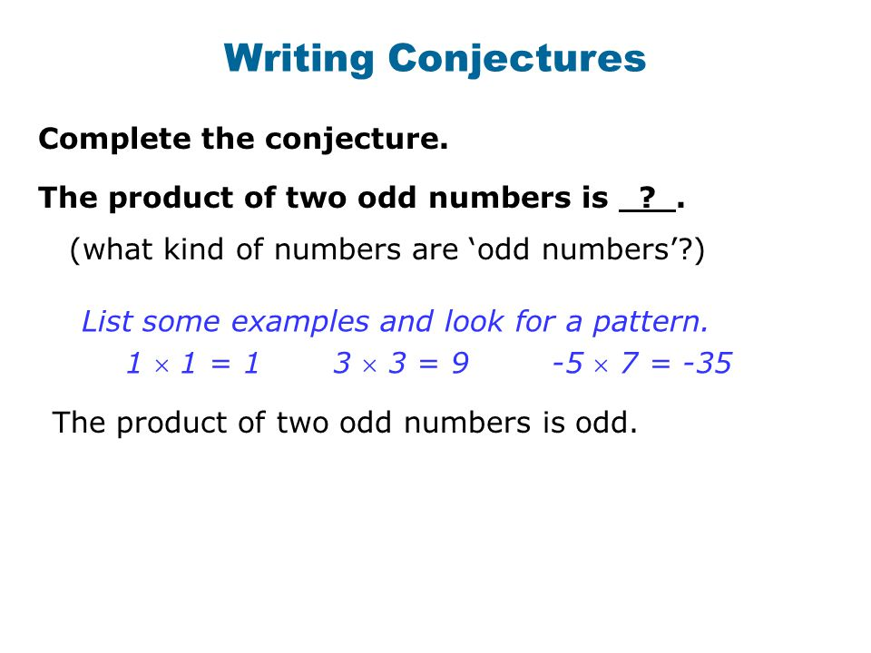 Geometry Inductive Reasoning Examples