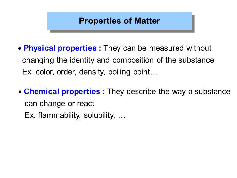 Chemistry 101 Chap 1 Matter And Measurement Ppt Video