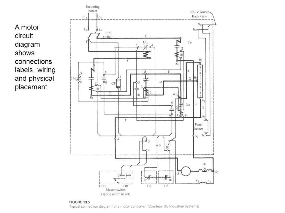 relay circuit diagram ppt