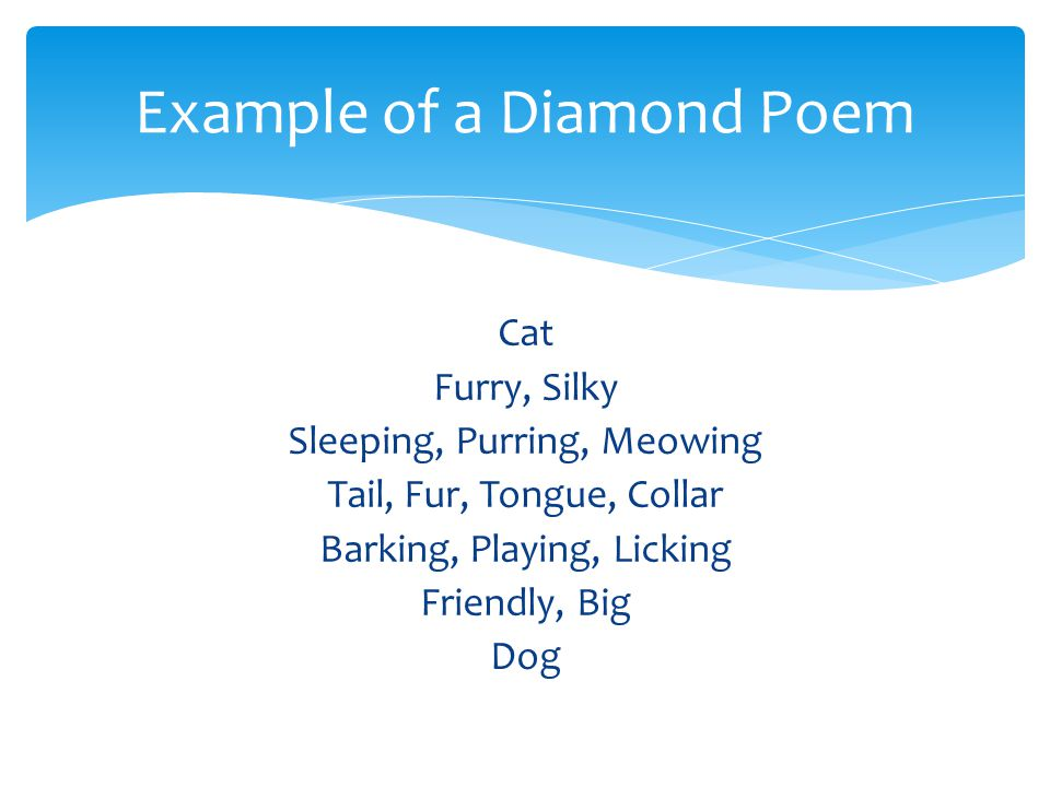 Different Types Of Poetry Ppt Video Online Download