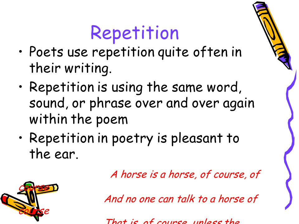 Poetry 4BG Ppt Video Online Download