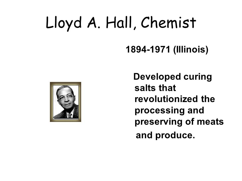 AFRICAN AMERICAN Innovations In Science & Technology