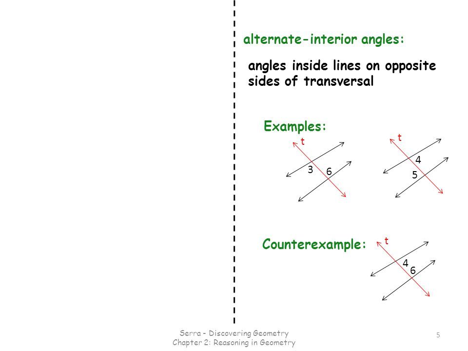 26 Special Angles on Parallel Lines  ppt video online