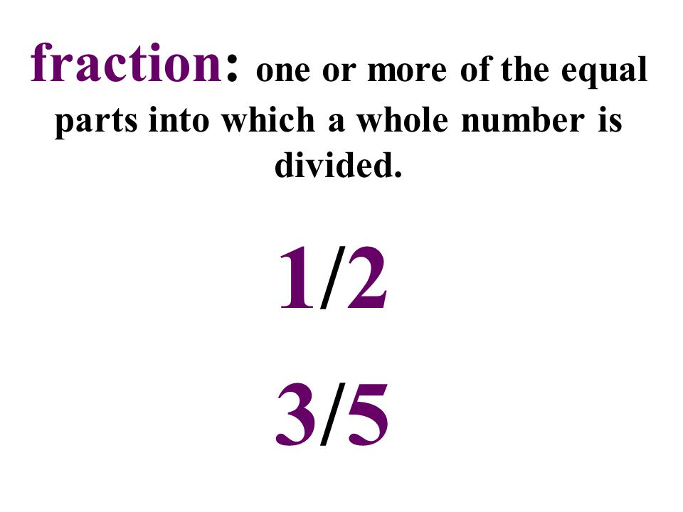 Math Vocabulary © Math As A Second Language All Rights