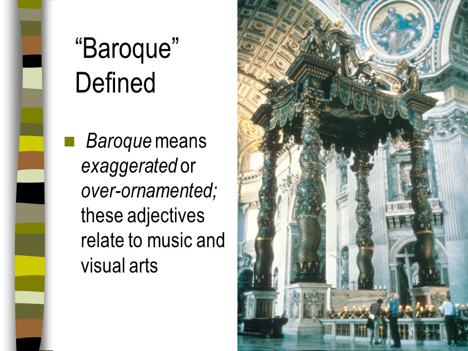 Music of the Baroque Period  ppt video online download