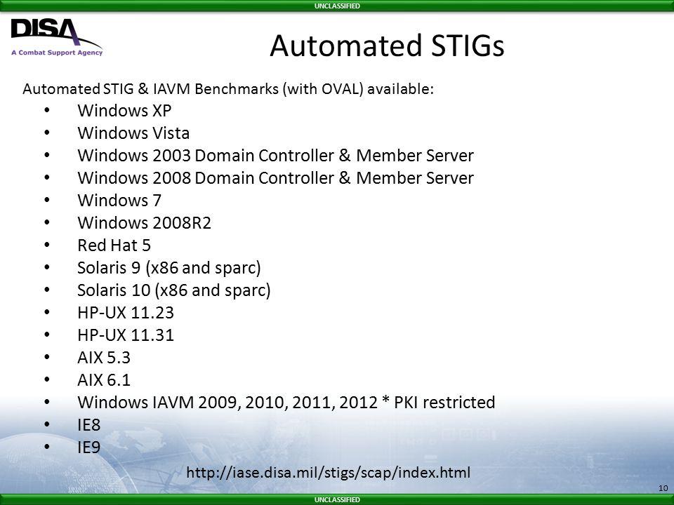 Application Security Development Stig