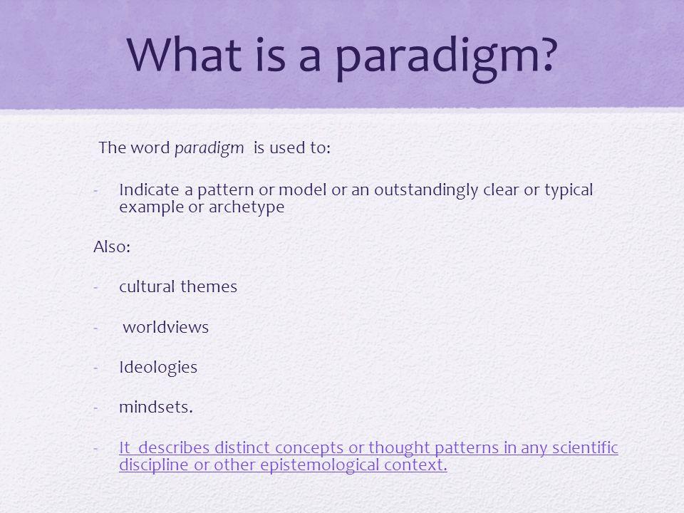 Ontology Epistomology Methodology Paradigms In Research Ppt Video