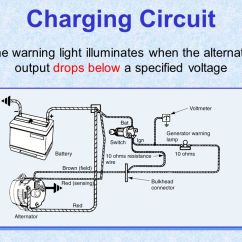 Dc Ammeter Shunt Wiring Diagram 95 Dodge Ram 3500 Radio Chapter 33 Charging System Fundamentals. - Ppt Video Online Download