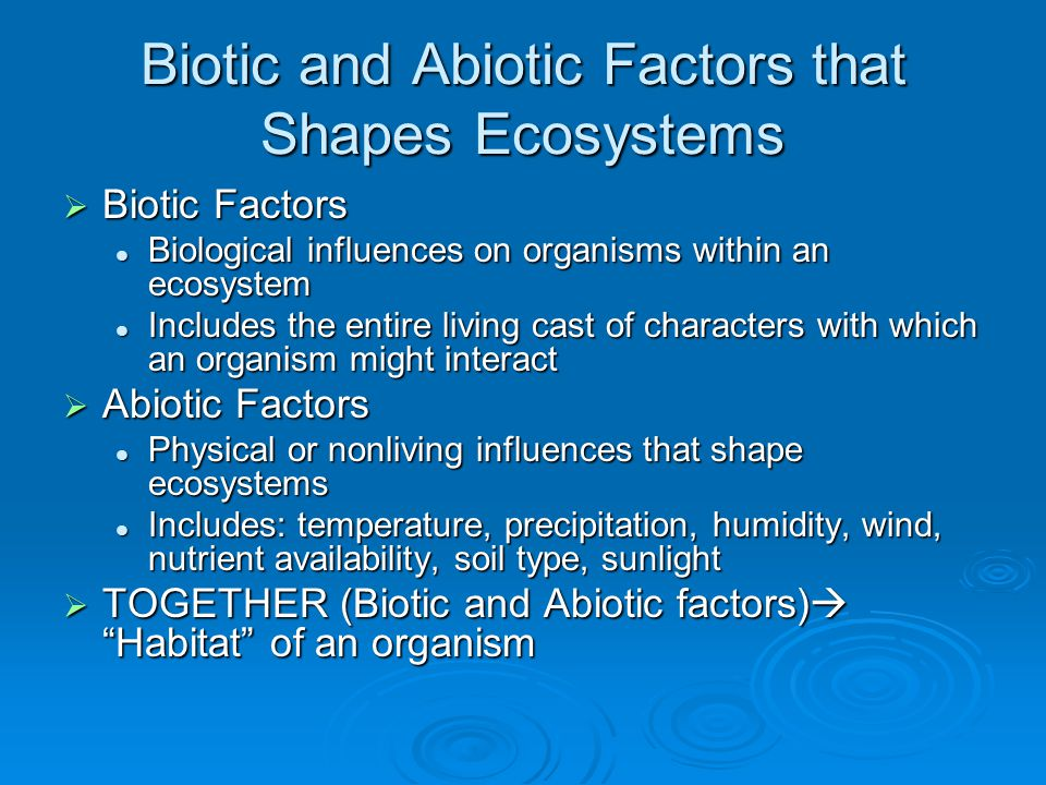 Interdependence Of Living Things Ppt Video Online Download