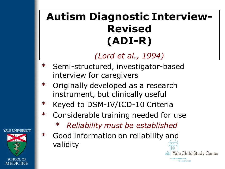 Autism And Related Disorders CHLD 350a PSYC350 Lecture II