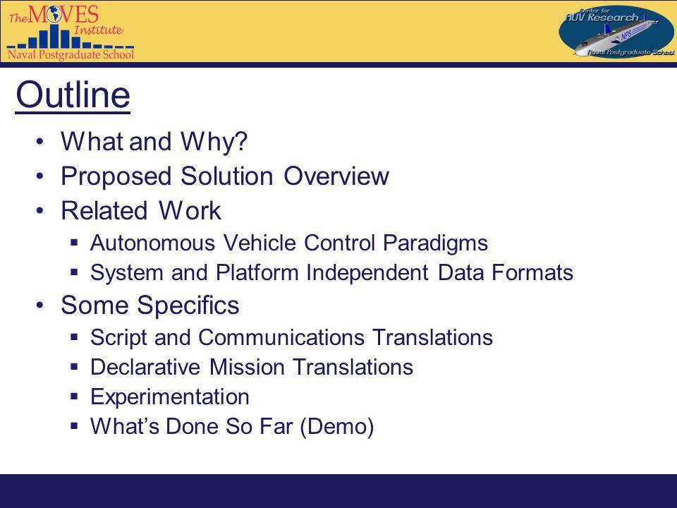 Autonomous Vehicle Control Language AVCL Ppt Video Online Download