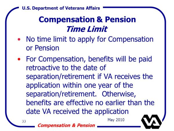 Do I Qualify For Va Disability Compensation Veterans - MVlC