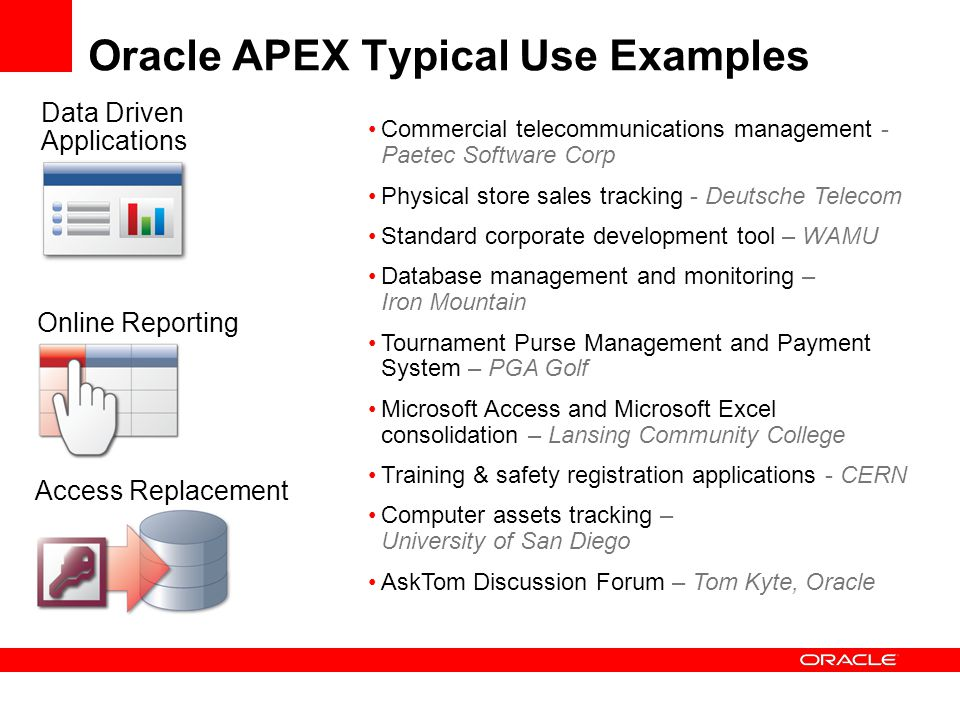 Oracle Application Developer Cover Letter - Cover Letter ...