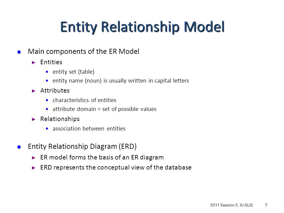 data model entity relationship diagram 1994 s10 headlight wiring modeling (& normalization) - ppt video online download