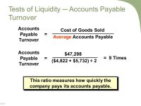 Analyzing Financial Statements - ppt download