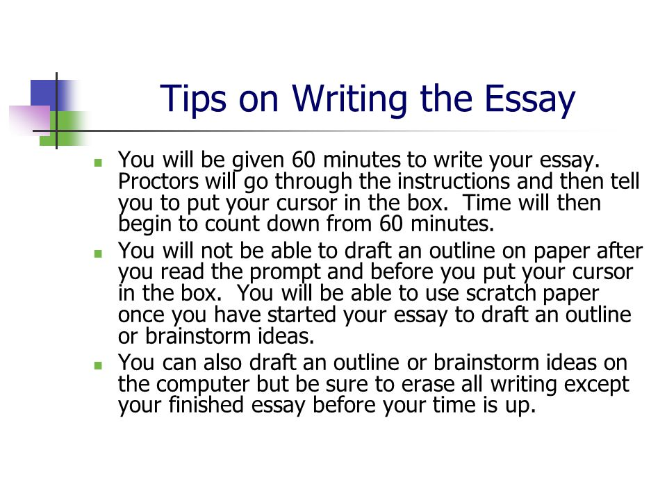Accuplacer Writing Test  ppt video online download