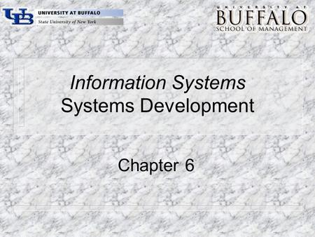 Systems Development AIMS 2710 R. Nakatsu. Overview Why do