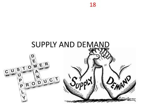 Section 3: What role do prices play in a free market