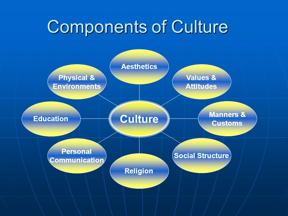 The Cultural Environments Facing Business Ppt Video