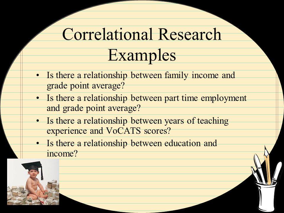 Correlational Research Homework Service