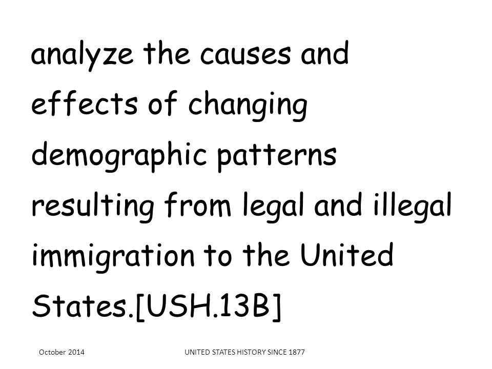 UNITED STATES HISTORY SINCE ppt download