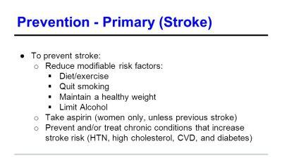 Hypertension and Stroke - ppt download