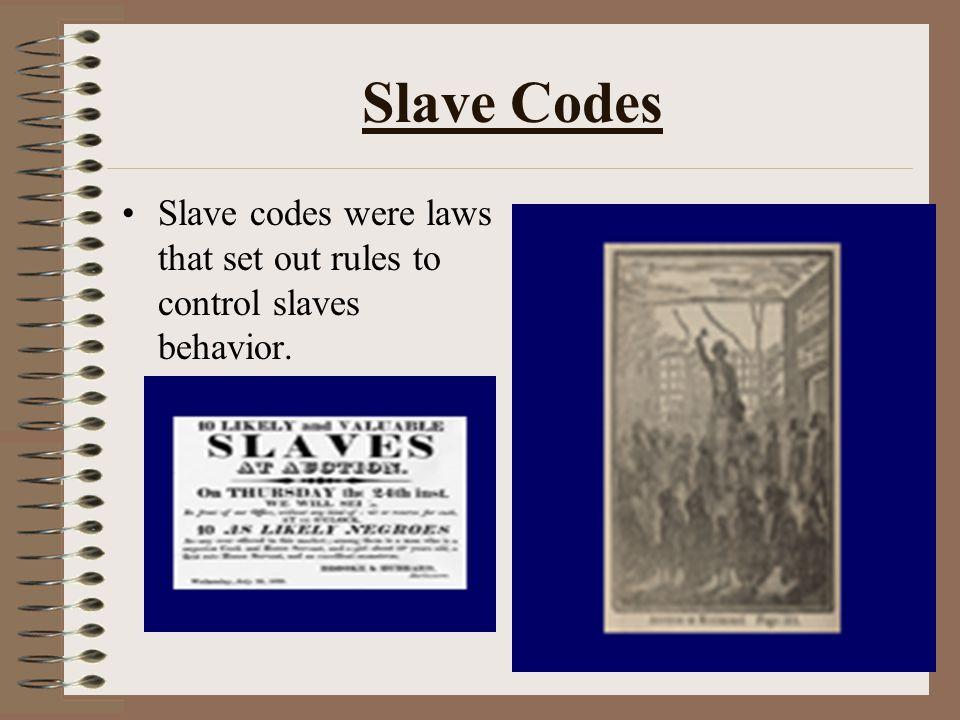 Slavery North Carolina
