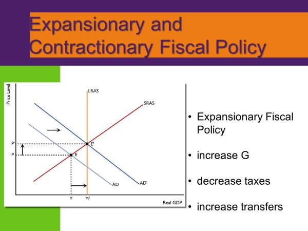 20 Module Economic Policy and the Aggregate Demand