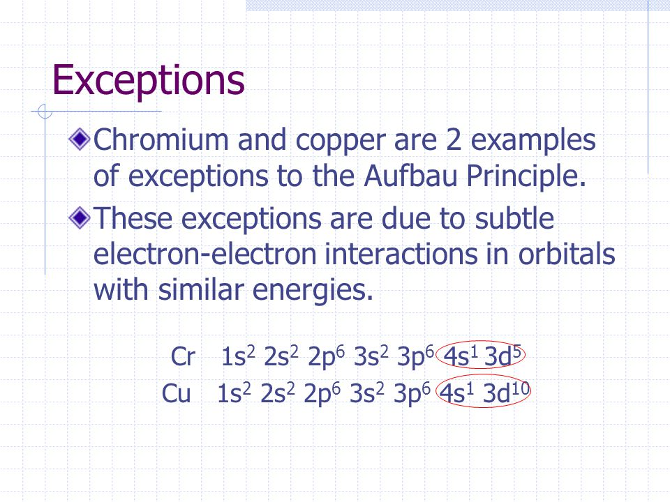 copper electron dot diagram 2006 impala water pump configurations - ppt download