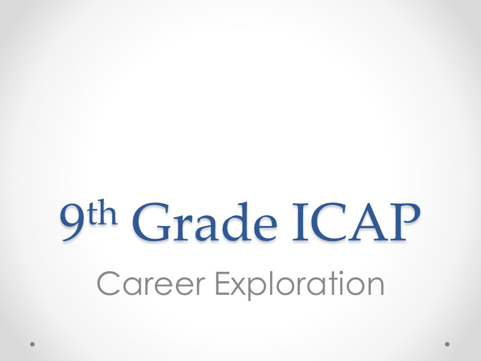 ICAP Training ppt download