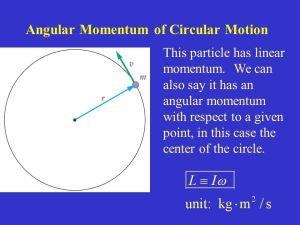 Angular Momentum Lecturer: Professor Stephen T Thornton  ppt video online download