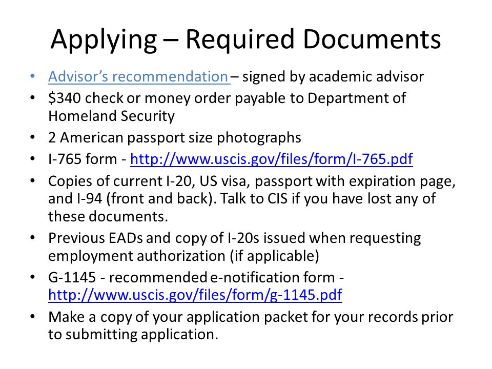 How To Write A Check To Us Department Of Homeland Security