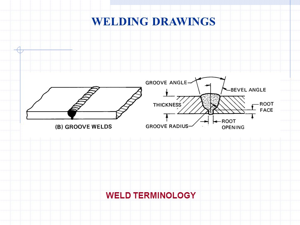 Engineering Drawing And Design Chapter 18 Welding Drawings