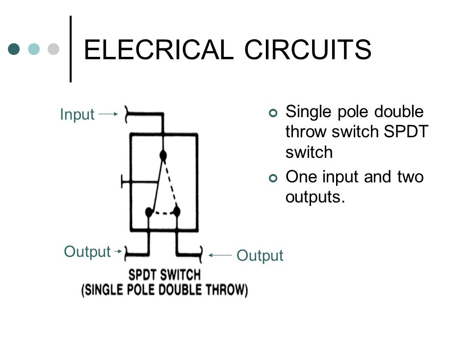 SINGLE POLE DOUBLE THROW LIMIT SWITCH WIRING DIAGRAM