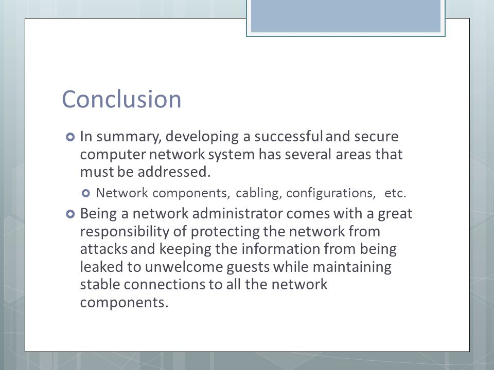 Network Components and Security Measures for Businesses  ppt video online download