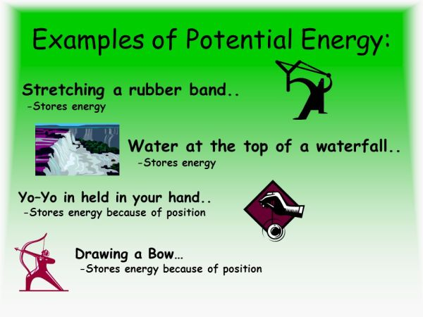 Kinetic and Potential Energy ppt video online download