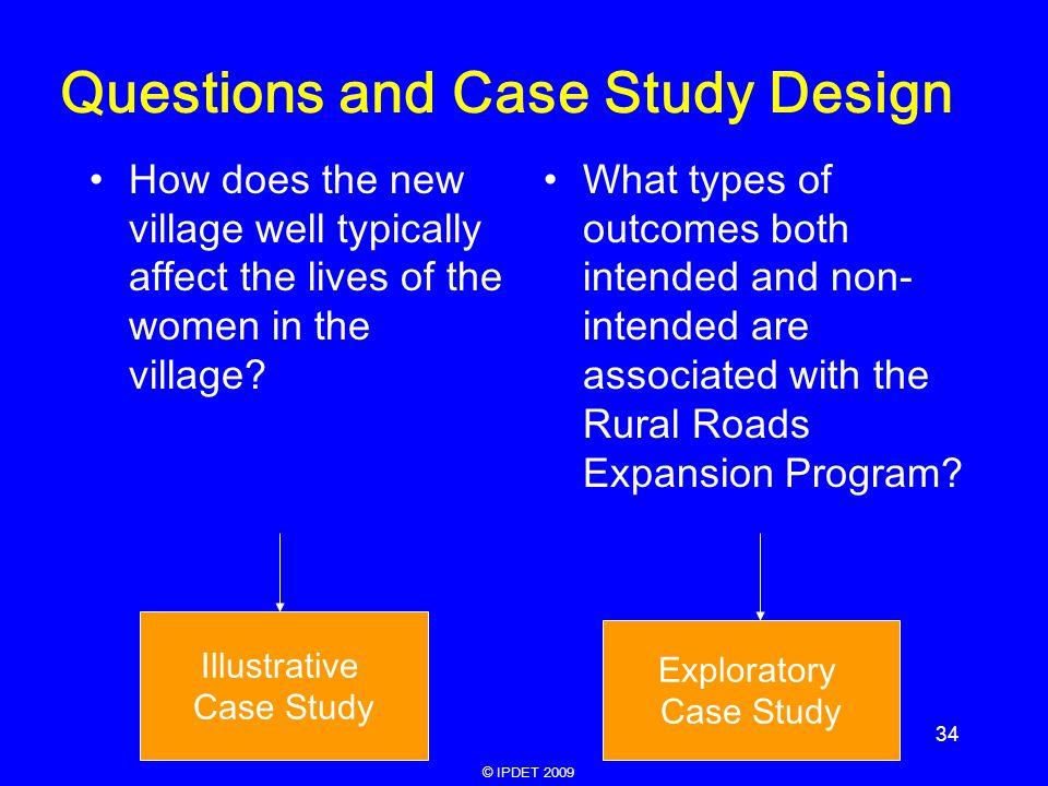 Exploratory case study yin