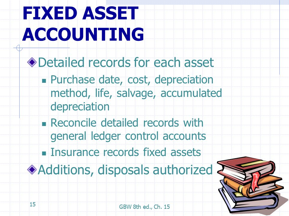 Inventory  Fixed Assets By David N Ricchiute  ppt video online download
