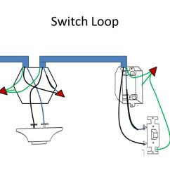 How To Wire A Three Way Switch Diagram Cummins N14 Engine Electricity Wiring Diagrams. - Ppt Video Online Download