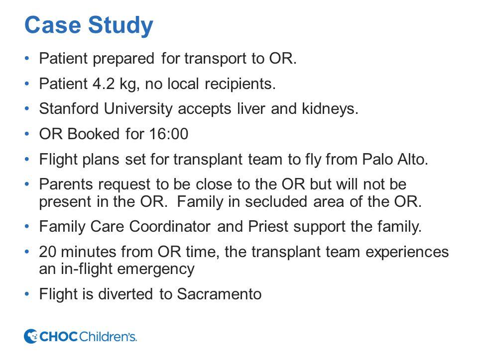 Team Stanford Liver Transplant