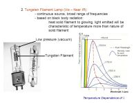 Absorption Spectroscopy