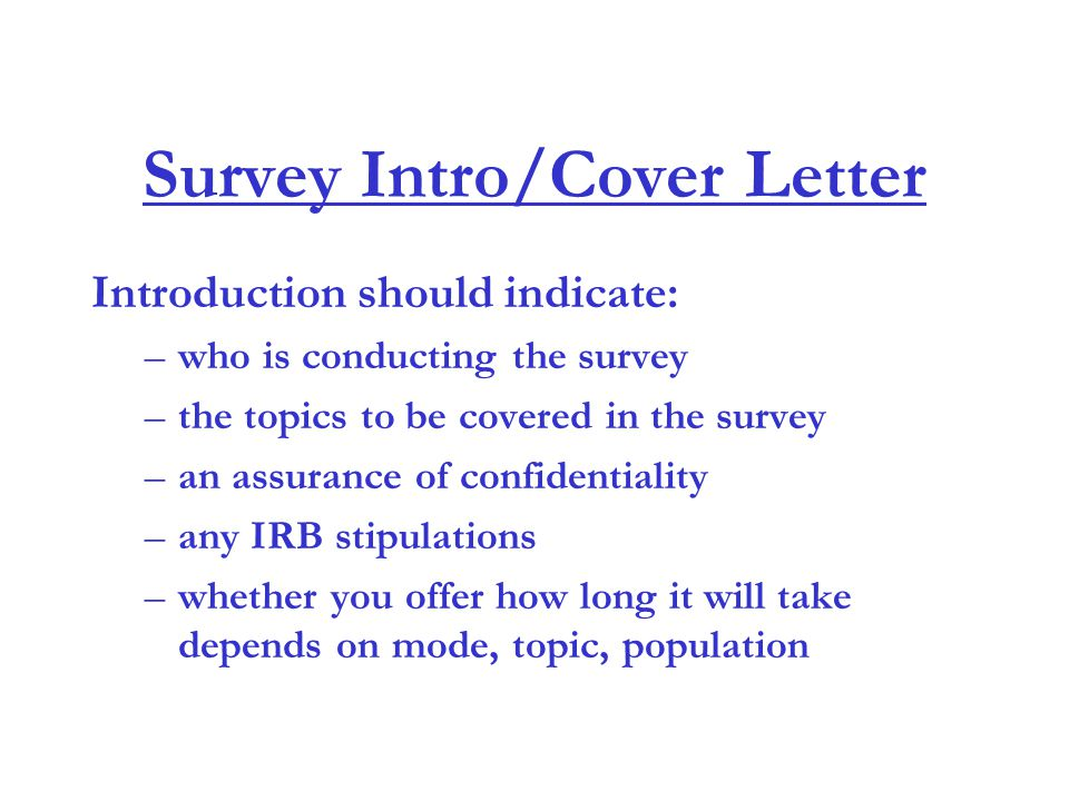Survey introduction letter textpoems survey cover letters node2003 cvresume paasprovider com letter of introduction example client spiritdancerdesigns Image collections