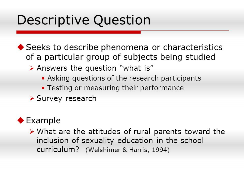 Descriptive Research Tips Homework Academic Writing Service