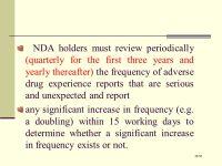 NDA NEW DRUG APPLICATION 1/ ppt video online download