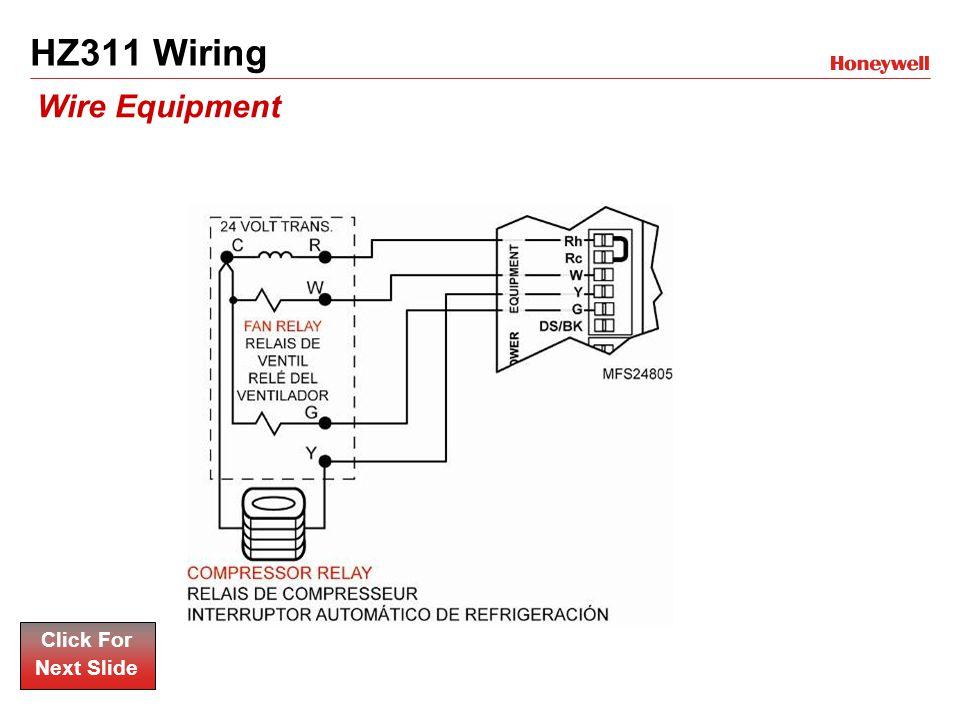 honeywell zone control panel hz311 wiring diagram