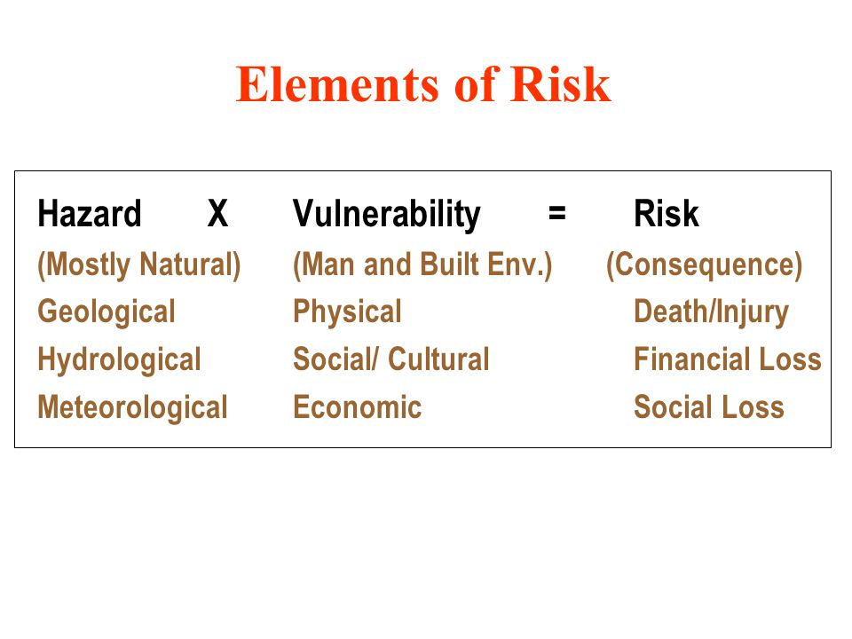 Environment and Disaster Management  ppt video online